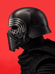 mike mitchell kylo ren