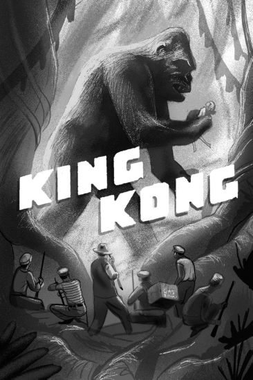 mondo king kong 3