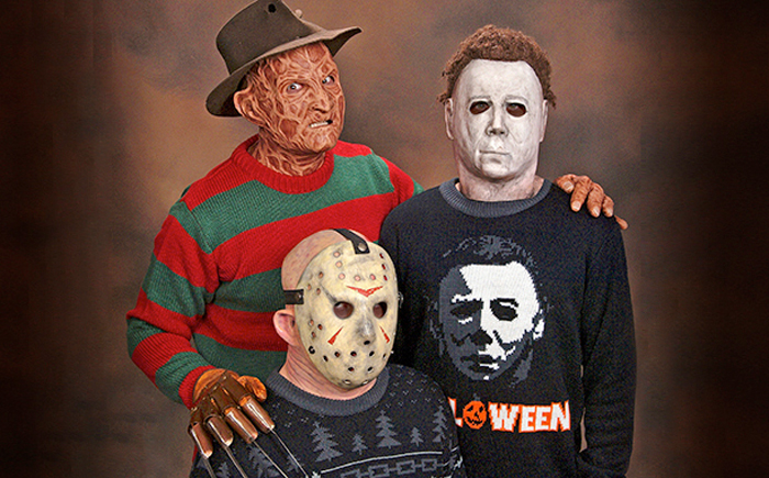 Mondo Slasher Sweaters