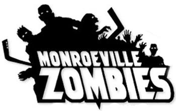 Monroeville Zombies Logo