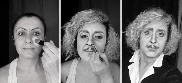 Movie Make-Up Transformations