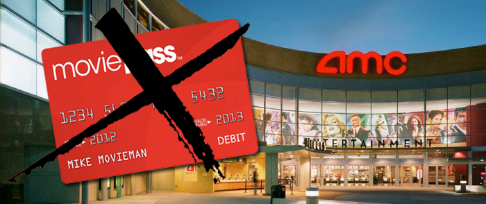 AMC Theatres Banning MoviePass