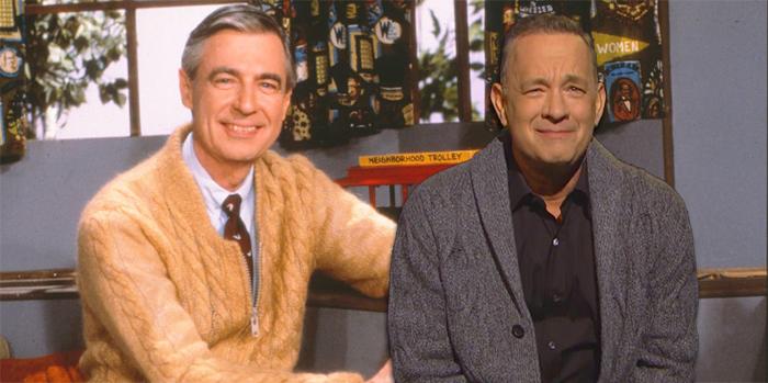 Tom Hanks Mr. Rogers Movie
