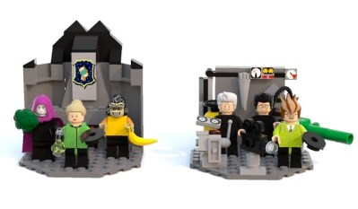 Mystery Science Theater 3000 LEGO