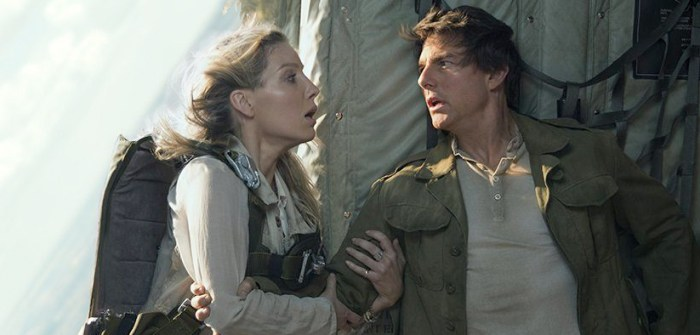 The Mummy deleted scene