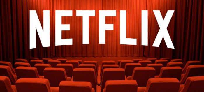Netflix in theaters