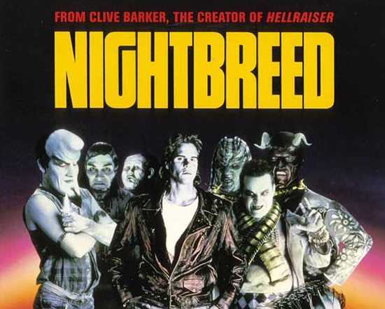 Nightbreed TV series
