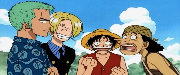 Live Action One Piece TV Show