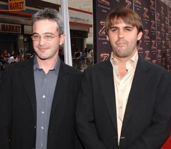 Alex Kurtzman and Roberto Orci, image courtesy of Slashfilm.com