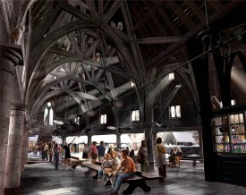 The Wizarding World of Harry Potter - Owlery