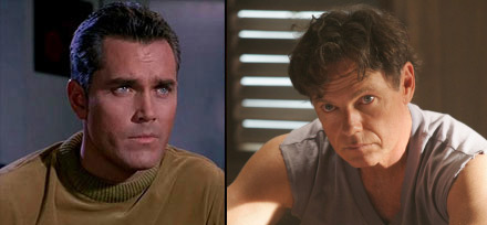 Bruce Greenwood is Christopher Pike
