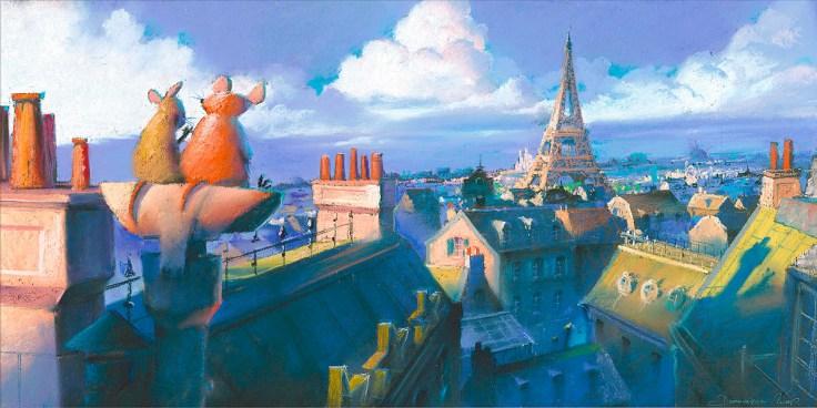 Gallery Nucleus - Pixar Animation - Ratatouille