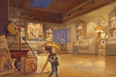 Gallery Nucleus - Pixar Animation - Toy Story 2