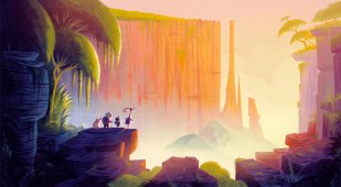 Gallery Nucleus - Pixar Animation - Up