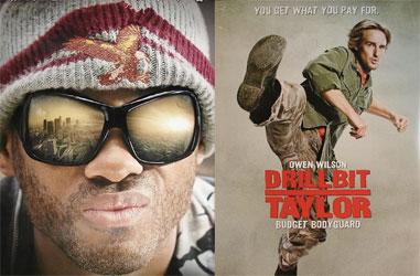 Posters: Drillbit Taylor and Hancock
