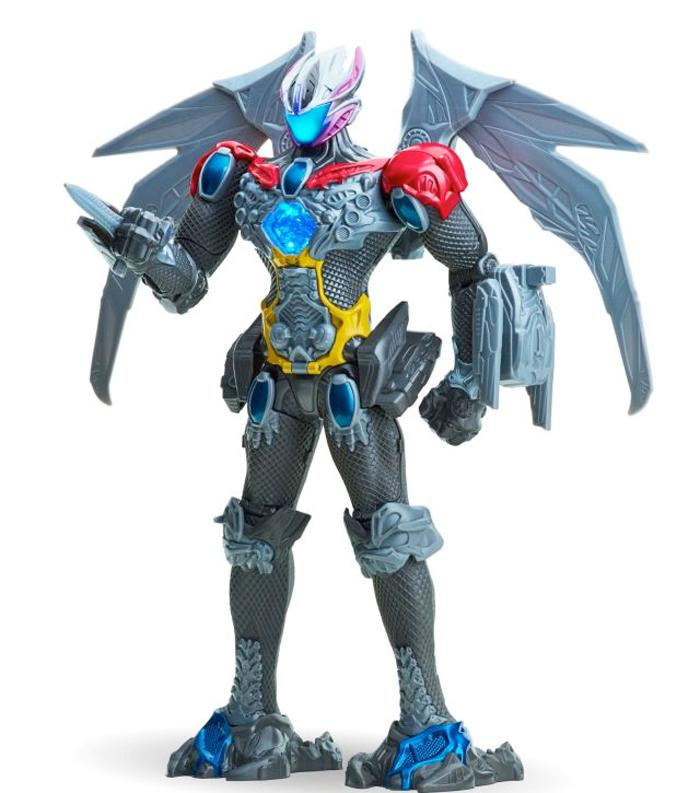 New Power Rangers Megazord