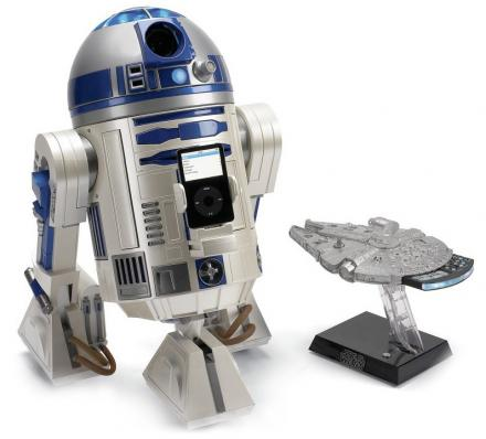 R2D2 Home Theater