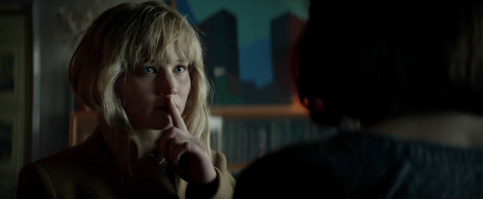 red sparrow tv spots