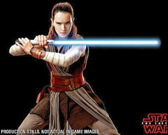 rey costume Star Wars: the last jedi