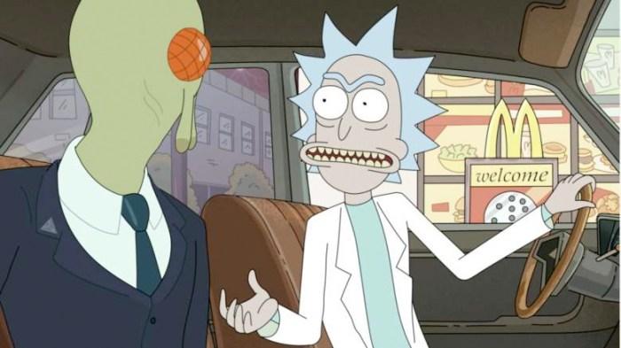 Rick and Morty - McDonald's Szechuan Sauce Shortage