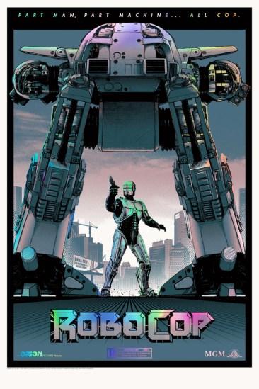 RoboCop - Matt Ferguson (Foil)