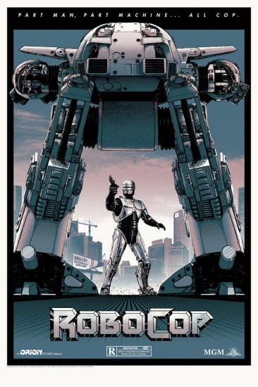 RoboCop - Matt Ferguson (Regular)