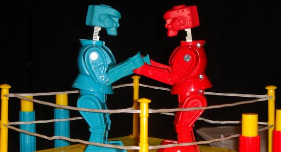 rock-em-sock-em-robots