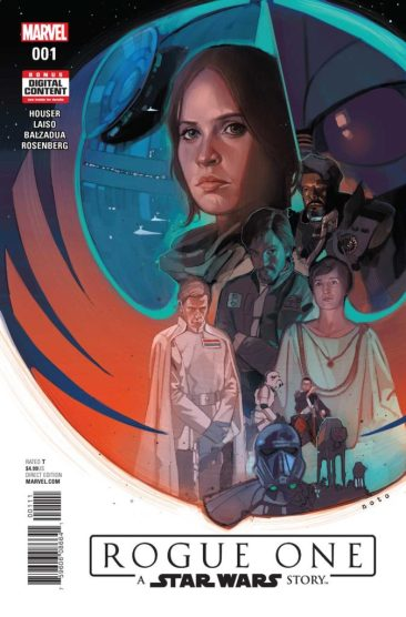 rogue one comic book 1