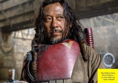 Rogue One: A Star Wars Story - Empire Photo - Jiang Wen as Baze Malbus