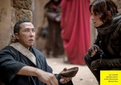 Rogue One: A Star Wars Story - Empire Photo - Donnie Yen as Chirrut Imwe
