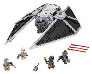 Rogue One LEGO Set - TIE Striker