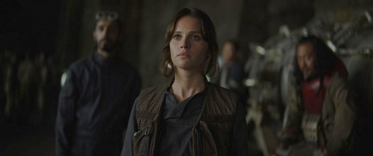 Rogue One - Felicity Jones as Jyn Erso