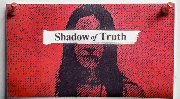 Shadow of Truth Trailer