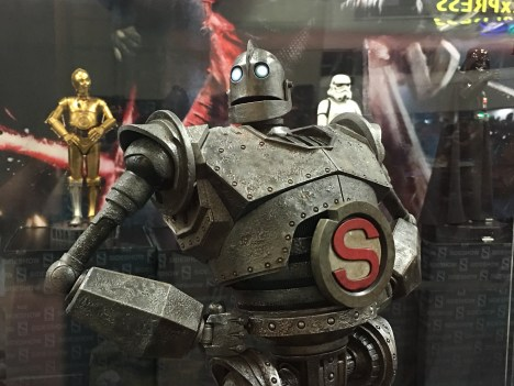 Sideshow Collectibles and Hot Toys Comic-Con 2016