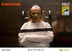 Hannibal Lecter Statue
