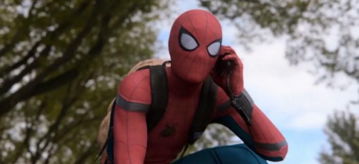 Spider-Man Appearing in Venom