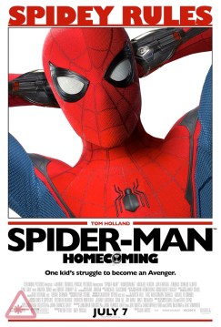 Spider-Man Homecoming - Ferris Bueller's Day Off Poster