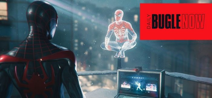 <div>Superhero Bits: 'Spider-Man 3' Rumors, New Set Photos from 'The Batman', 'Blade' on 4K & More</div>