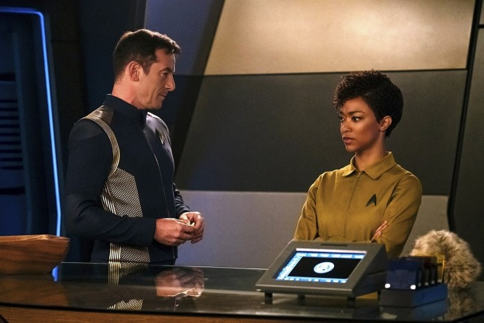 star trek discovery context is for kings review 1