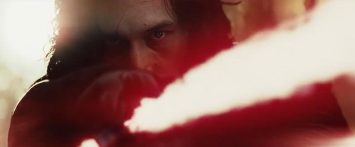 Star Wars The Last Jedi - Adam Driver - Kylo Ren Redemption