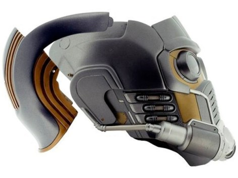 Star-Lord Helment Prop Replica