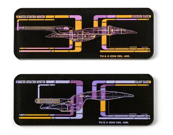 Star Trek Magnets