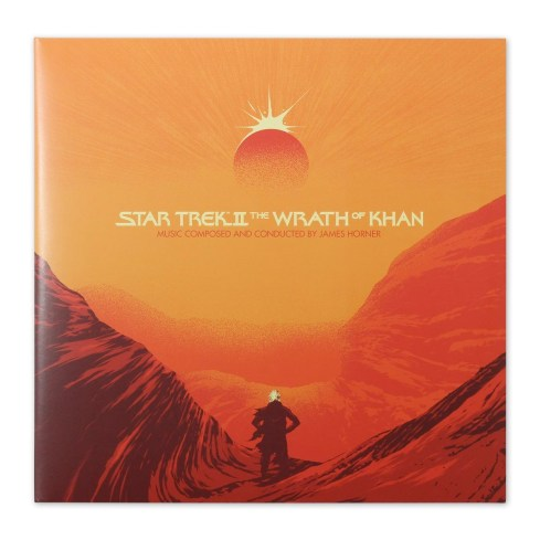 Cool Stuff Mondo S Star Trek Wrath Of Khan Vinyl