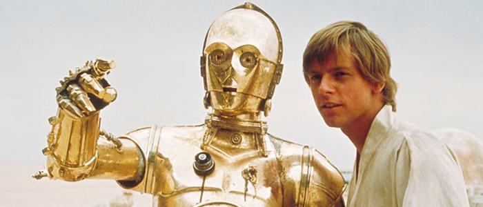 C-3PO red arm