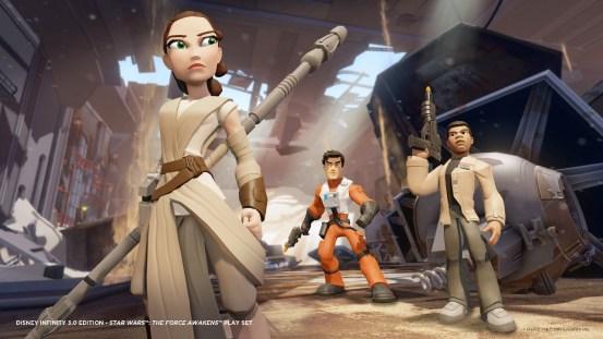 The Force Awakens - Disney Infinity