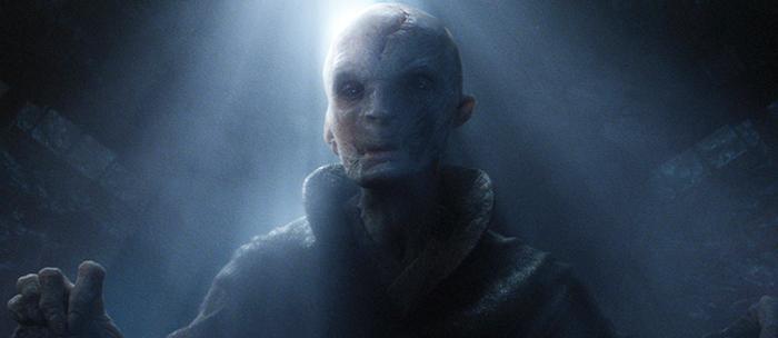 Snoke Origin