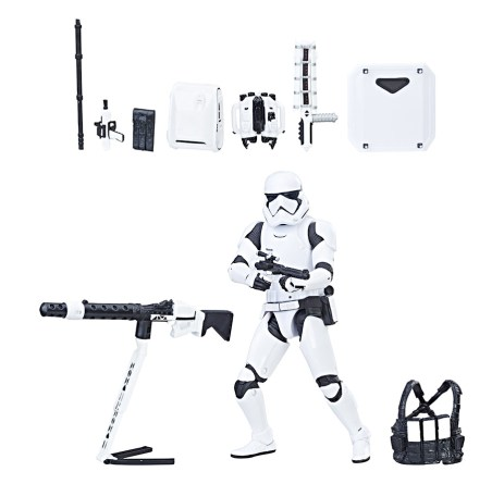 Star Wars The Last Jedi Black Series - Stormtrooper