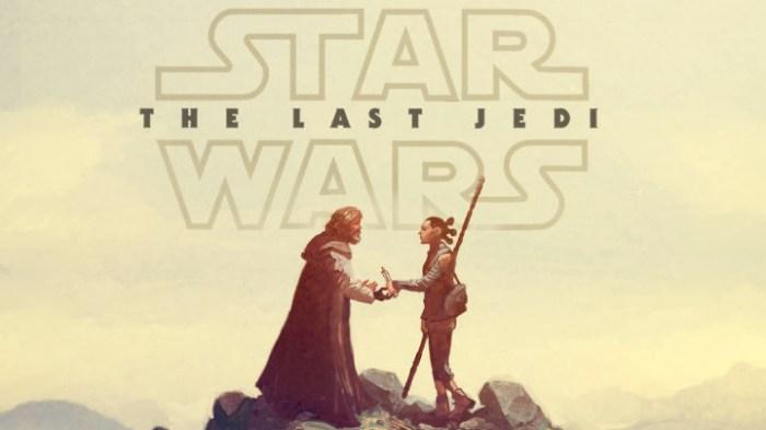 Star Wars The Last Jedi Comic Cover
