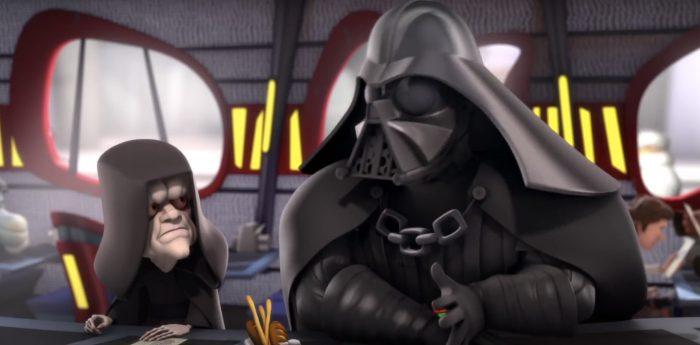 Star Wars Detours Release