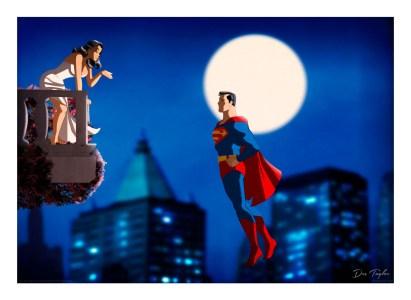 Des Taylor - Superman